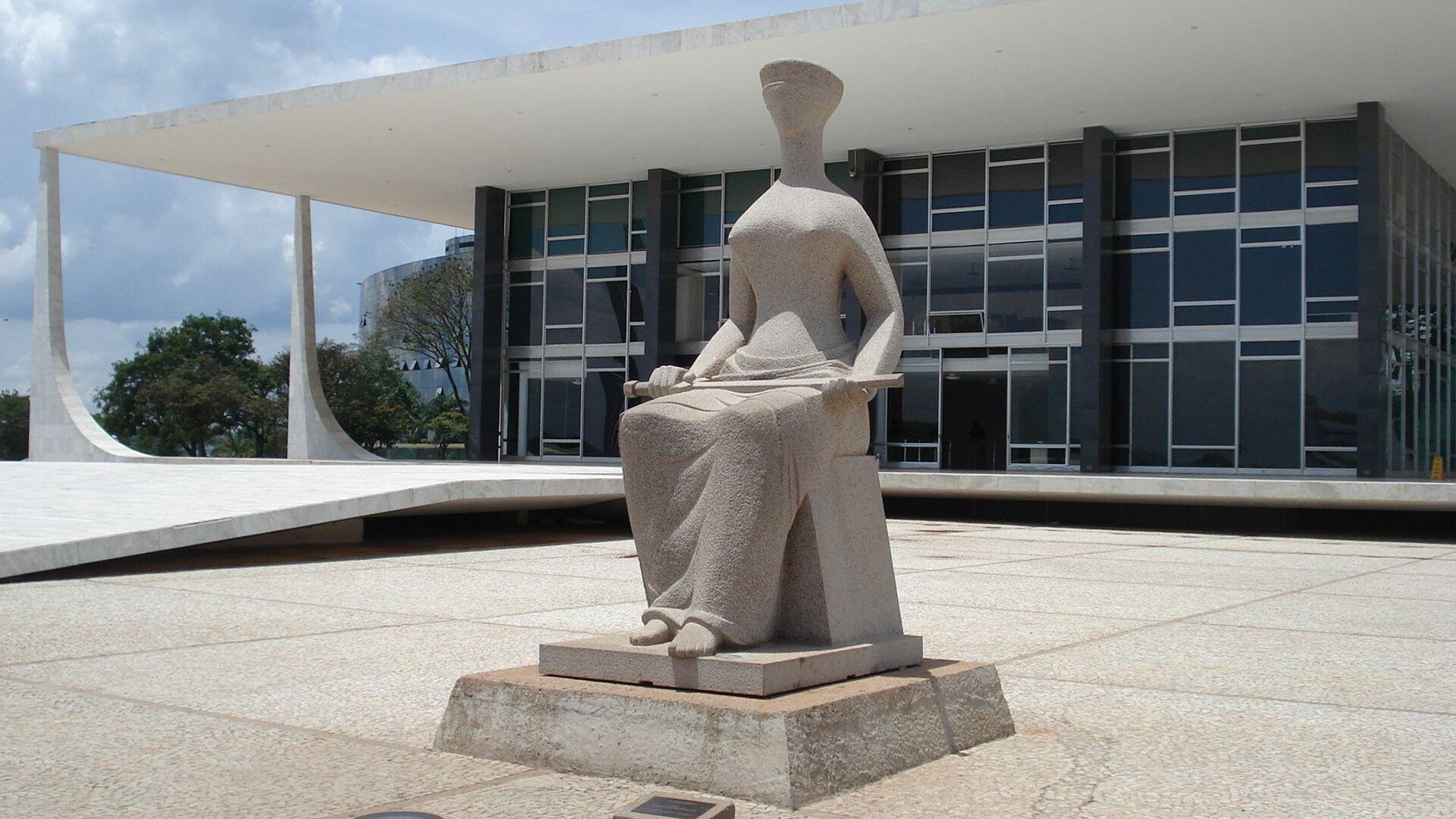 Tribunal Supremo Federal de Brasil (TSF) - Sputnik Mundo, 1920, 16.09.2021