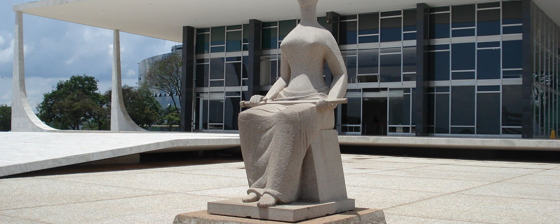 Tribunal Supremo Federal de Brasil (TSF) - Sputnik Mundo, 1920, 23.03.2021