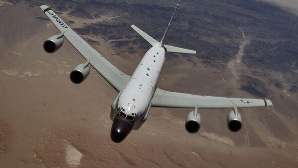 RC-135W (archivo) - Sputnik Mundo