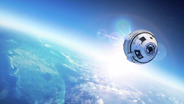 CST-100 Starliner - Sputnik Mundo