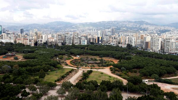 Beirut, la capital del Líbano - Sputnik Mundo