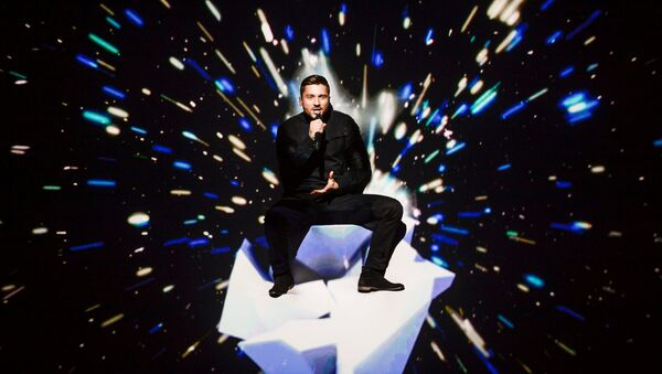 Serguéi Lazarev,  cantante ruso - Sputnik Mundo