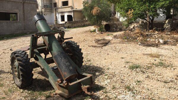 Aldea siria, ocupada por los terroristas del Frente al Nusra - Sputnik Mundo