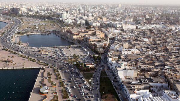 La ciudad libia de Trípoli - Sputnik Mundo