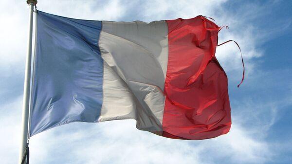 La bandera de Francia - Sputnik Mundo