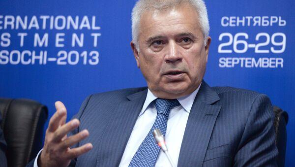 Vaguit Alekpérov, presidente de empresa petrolera Lukoil, multimillonario ruso - Sputnik Mundo
