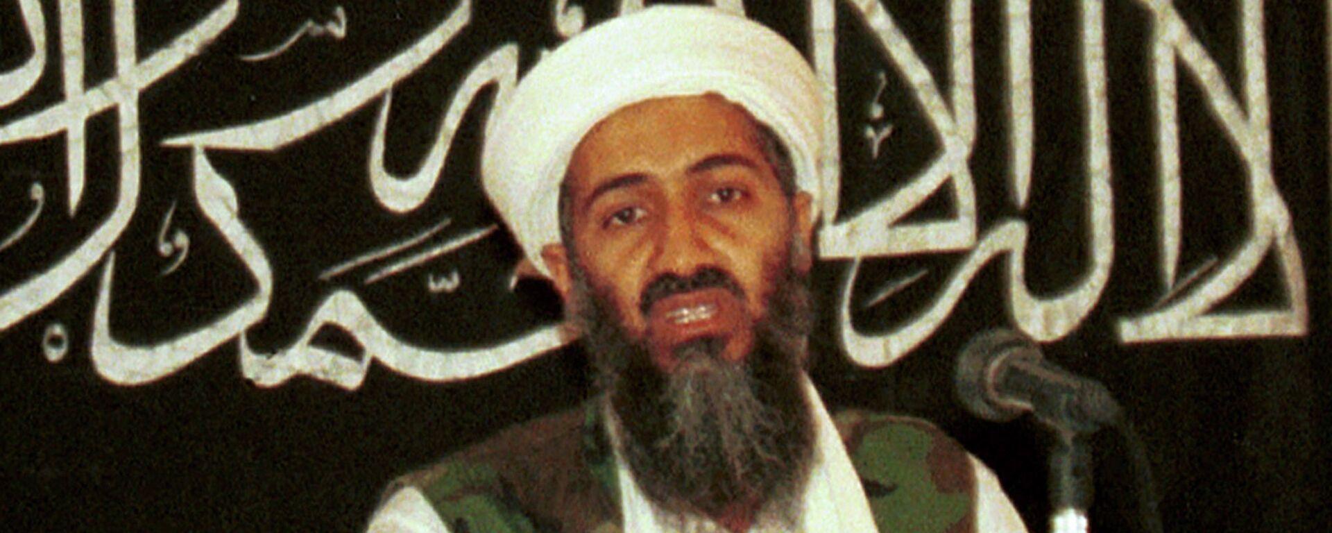 Osama bin Laden - Sputnik Mundo, 1920, 06.09.2017
