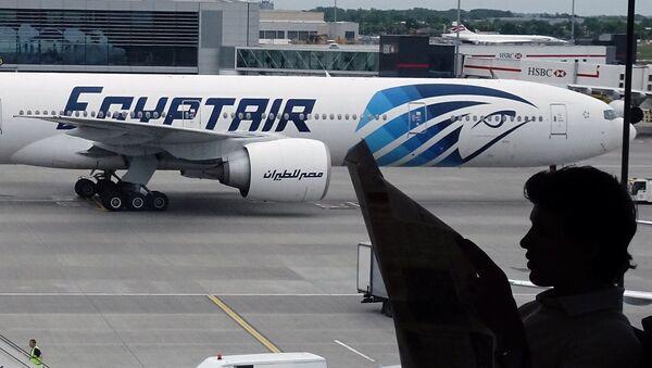 Avión de EgyptAir - Sputnik Mundo