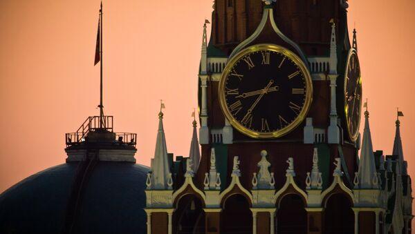 Torre del Salvador, Kremlin en Moscú - Sputnik Mundo
