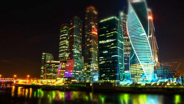 Centro Internacional de Negocios de Moscú - Sputnik Mundo