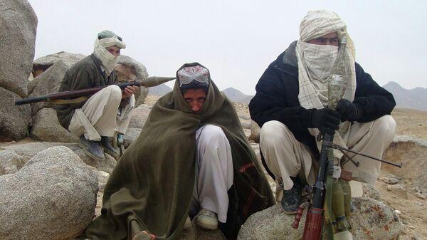 Combatientes de Talibán - Sputnik Mundo