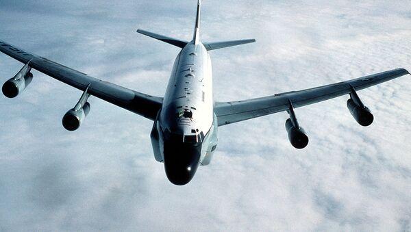 Aeronave de EEUU RC-135 - Sputnik Mundo