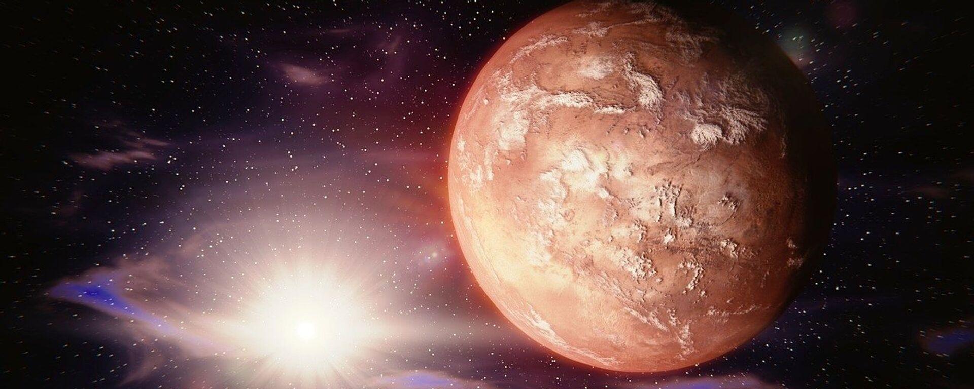 Marte - Sputnik Mundo, 1920, 09.02.2021