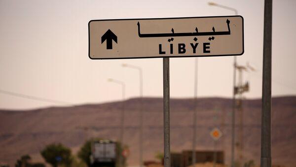 Situación en Libia (archivo) - Sputnik Mundo