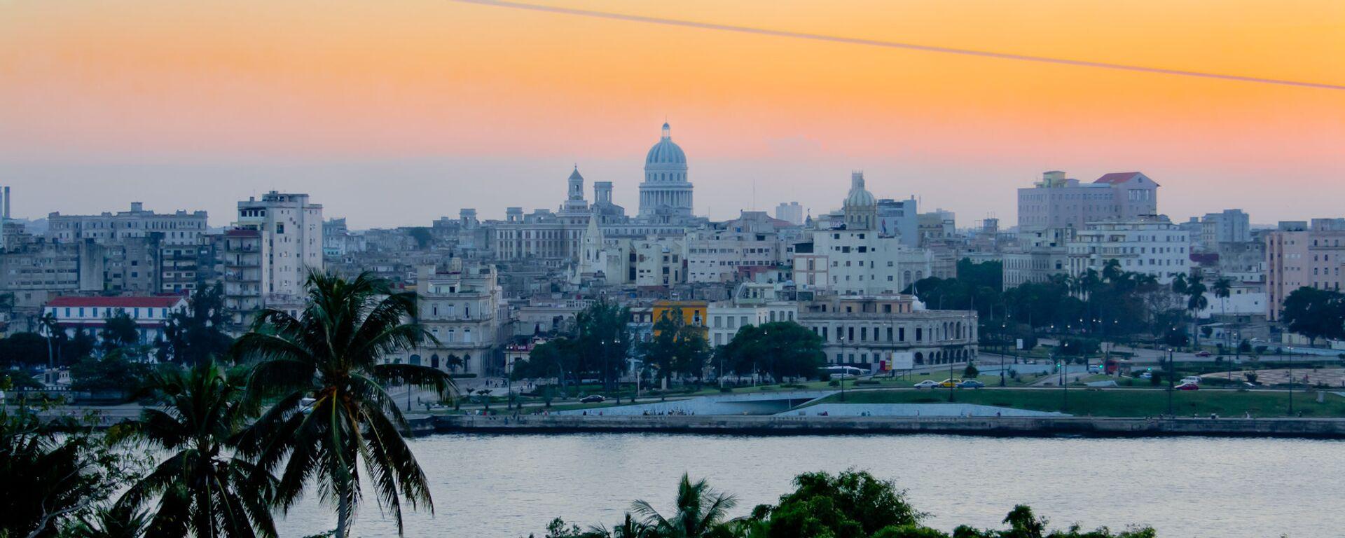 Atardecer en La Habana - Sputnik Mundo, 1920, 09.09.2021