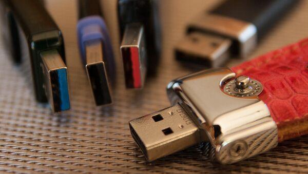 Cables USB - Sputnik Mundo