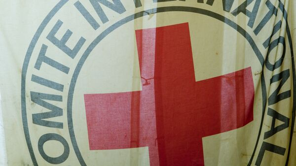 Emblema de Cruz Roja Internacional - Sputnik Mundo