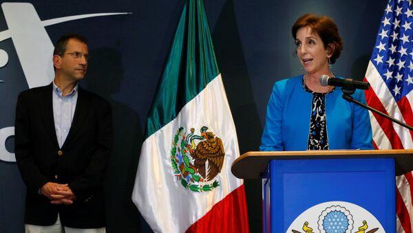 Roberta Jacobson, La nueva embajadora de EEUU en México - Sputnik Mundo