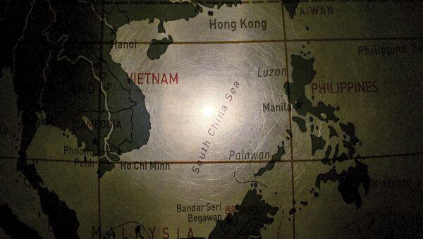 El mar de China Meridional - Sputnik Mundo