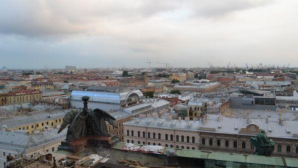 La noche blanca en San Petersburgo - Sputnik Mundo