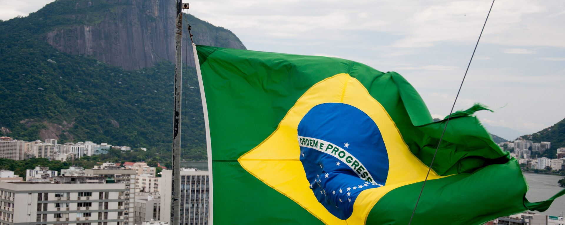 Bandera de Brasil  - Sputnik Mundo, 1920, 27.09.2021