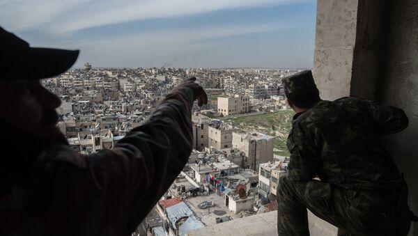 Centro Ruso para la Reconciliación reporta ocho violaciones de la tregua en Siria - Sputnik Mundo