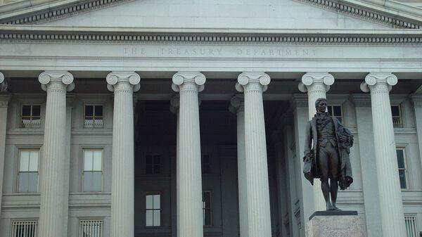Departamento del Tesoro de Estados Unidos - Sputnik Mundo