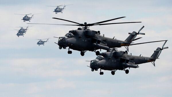 Mi-35 - Sputnik Mundo