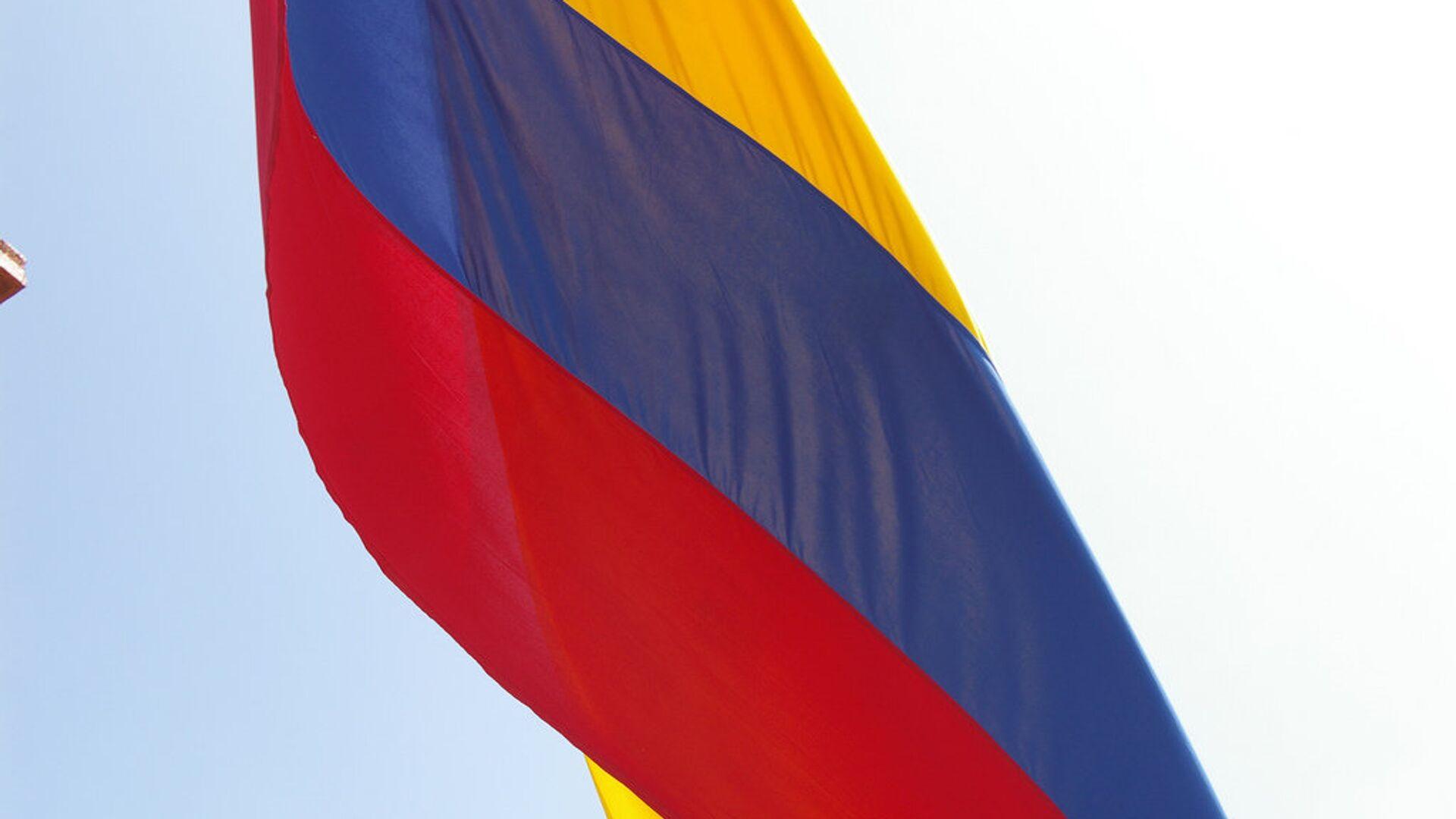 Bandera de Colombia - Sputnik Mundo, 1920, 28.07.2021