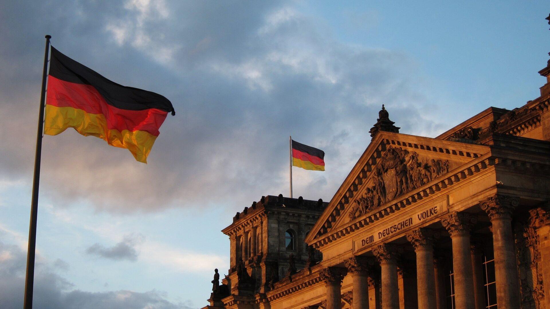 Bandera de Alemania - Sputnik Mundo, 1920, 22.02.2021