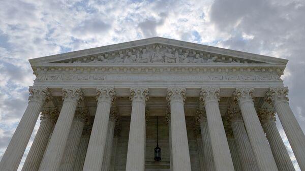 La Corte Suprema de EEUU en Washington - Sputnik Mundo