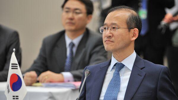 Lim Sung-nam, viceministro de Exteriores de Corea del Sur - Sputnik Mundo