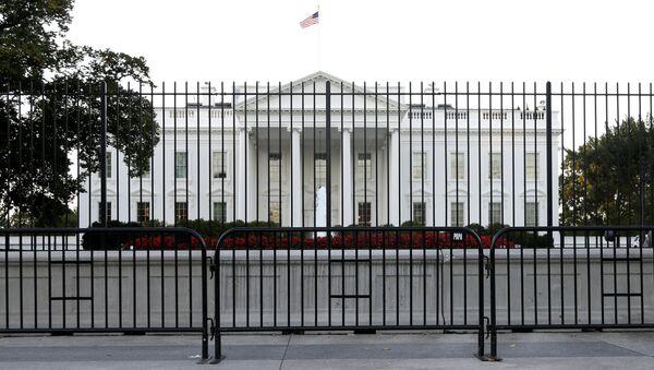 La Casa Blanca de EEUU - Sputnik Mundo