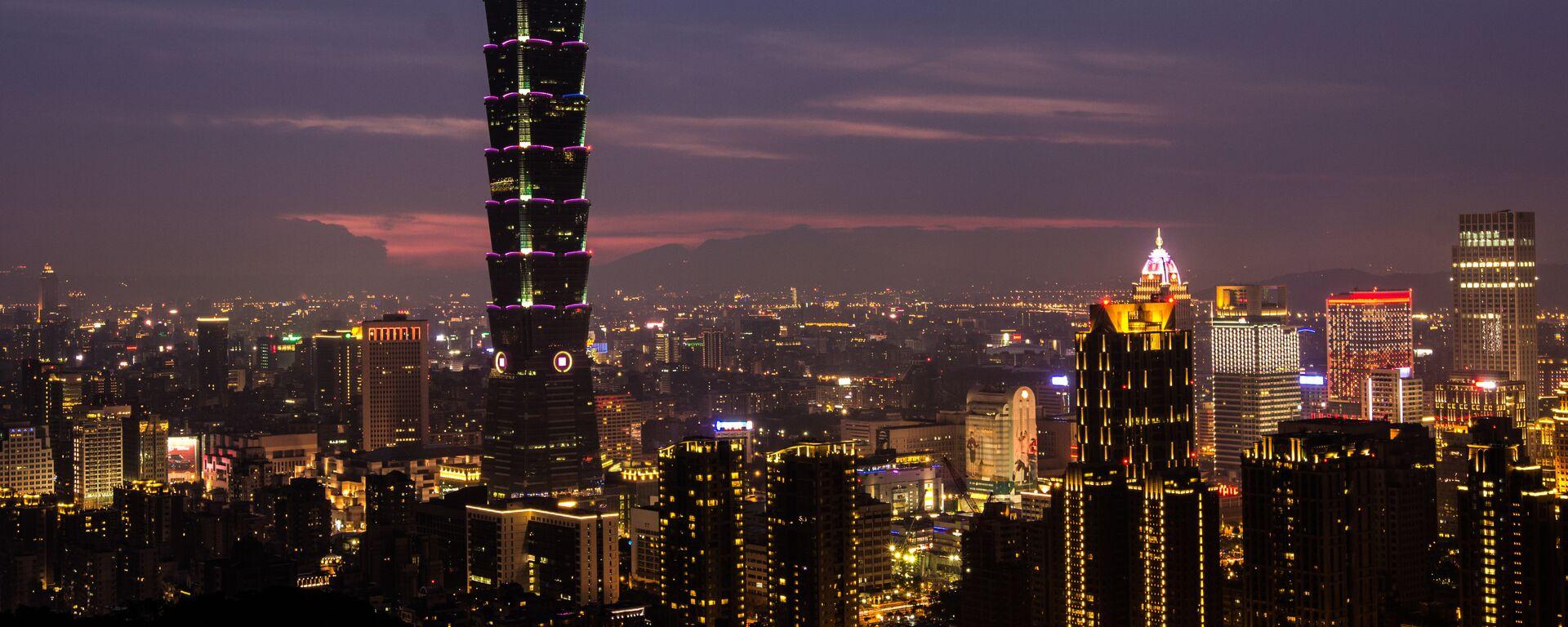 Taipei, la capital de Taiwán - Sputnik Mundo, 1920, 06.10.2021