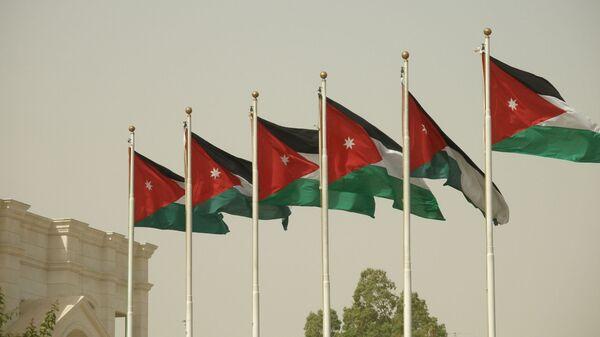 Bandera de Jordania (archivo) - Sputnik Mundo