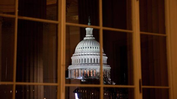 Senado de EEUU, imágen referencial - Sputnik Mundo