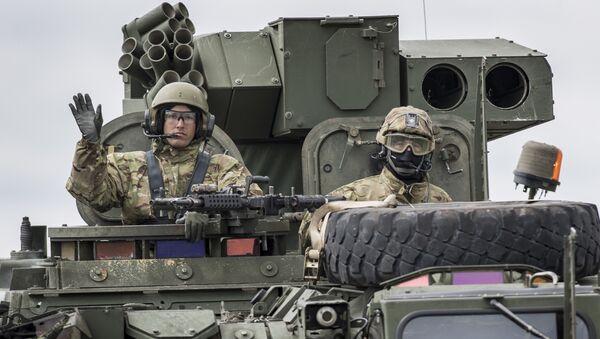 La OTAN viola el Acta Fundacional con Rusia con sus acciones en el este - Sputnik Mundo