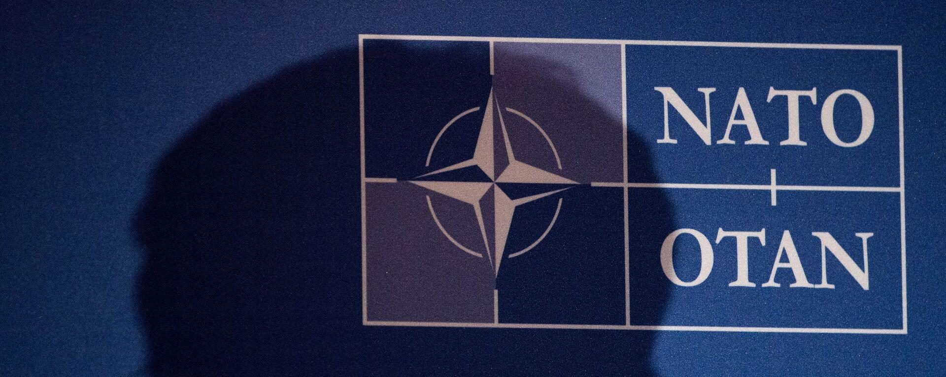 Logo de la OTAN - Sputnik Mundo, 1920, 18.02.2021