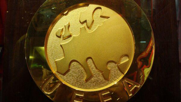 UEFA Logo - Sputnik Mundo