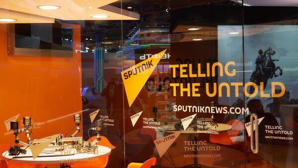 La Agencia de Información y Radio Sputnik - Sputnik Mundo