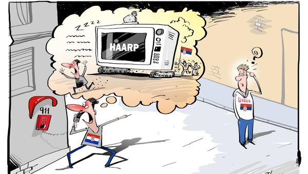 Científicos croatas denuncian que el HAARP serbio nos vuelve locos - Sputnik Mundo