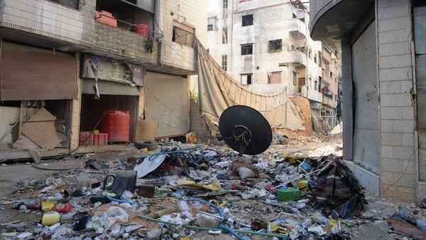 Situación en Daraya - Sputnik Mundo