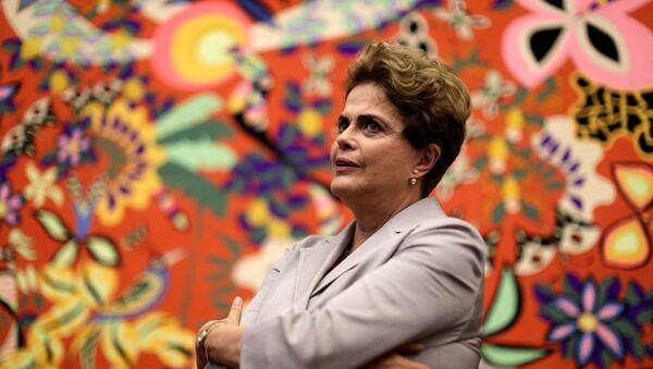 Dilma Roussef, expresidenta de Brasil (Archivo) - Sputnik Mundo