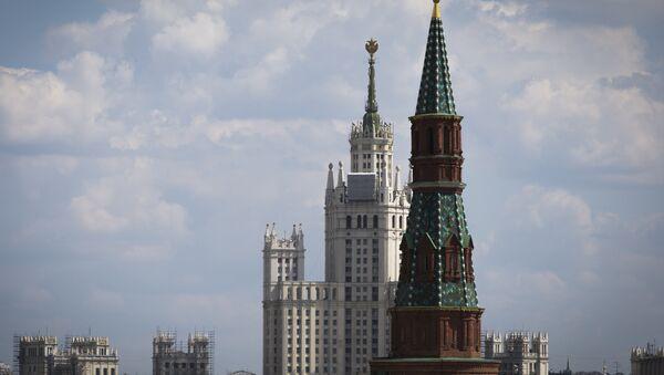 El panorama de Moscú - Sputnik Mundo