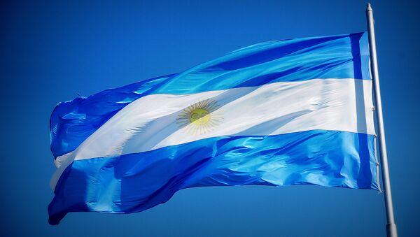 Bandeira da Argentina - Sputnik Mundo