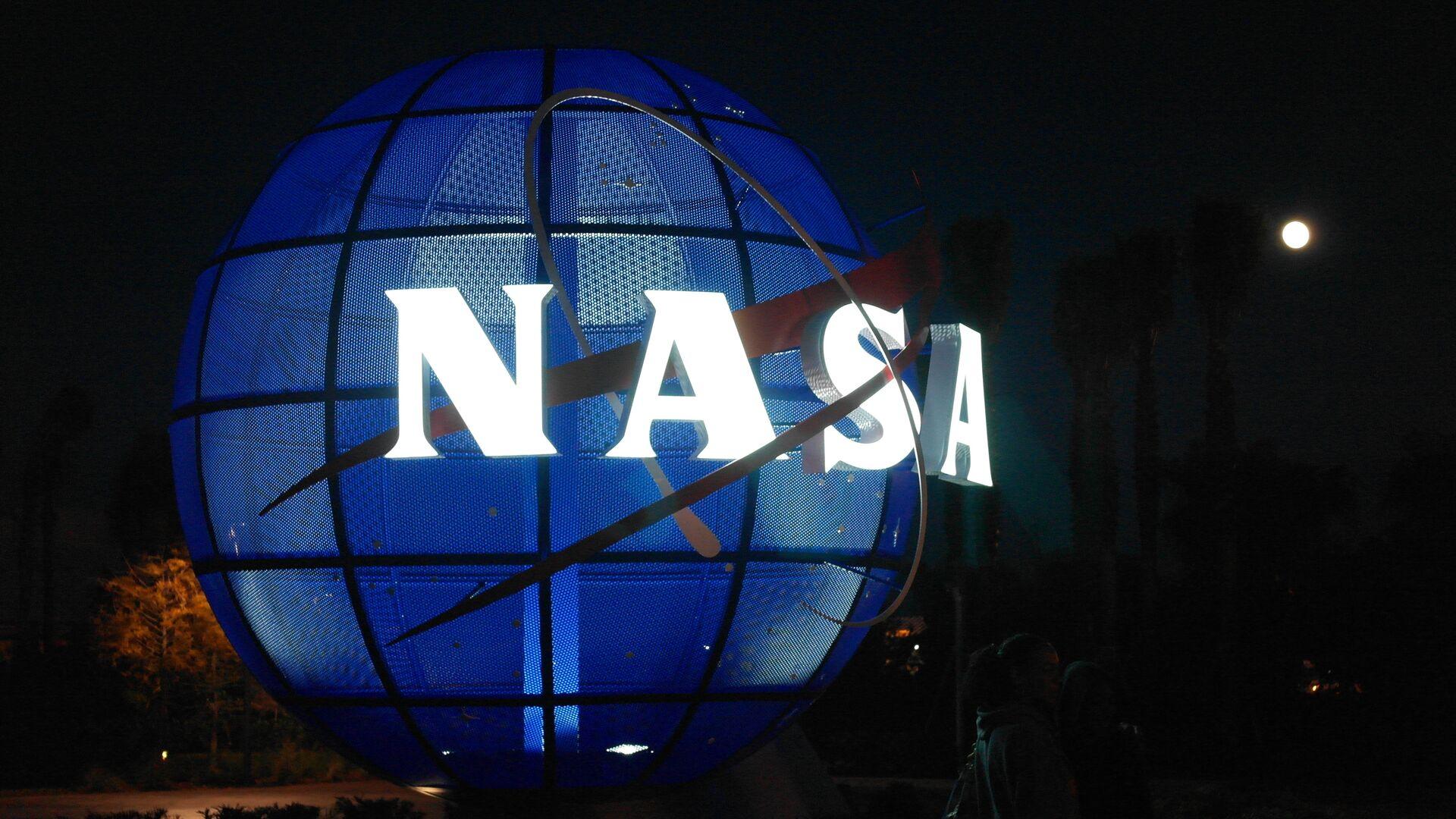 NASA logo - Sputnik Mundo, 1920, 22.09.2021