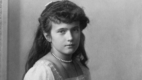 La gran duquesa Anastasia - Sputnik Mundo