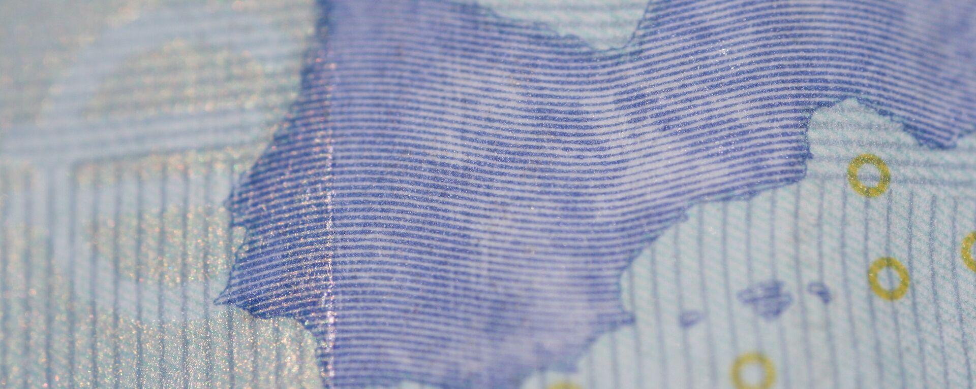España en el billete de euro - Sputnik Mundo, 1920, 14.08.2021