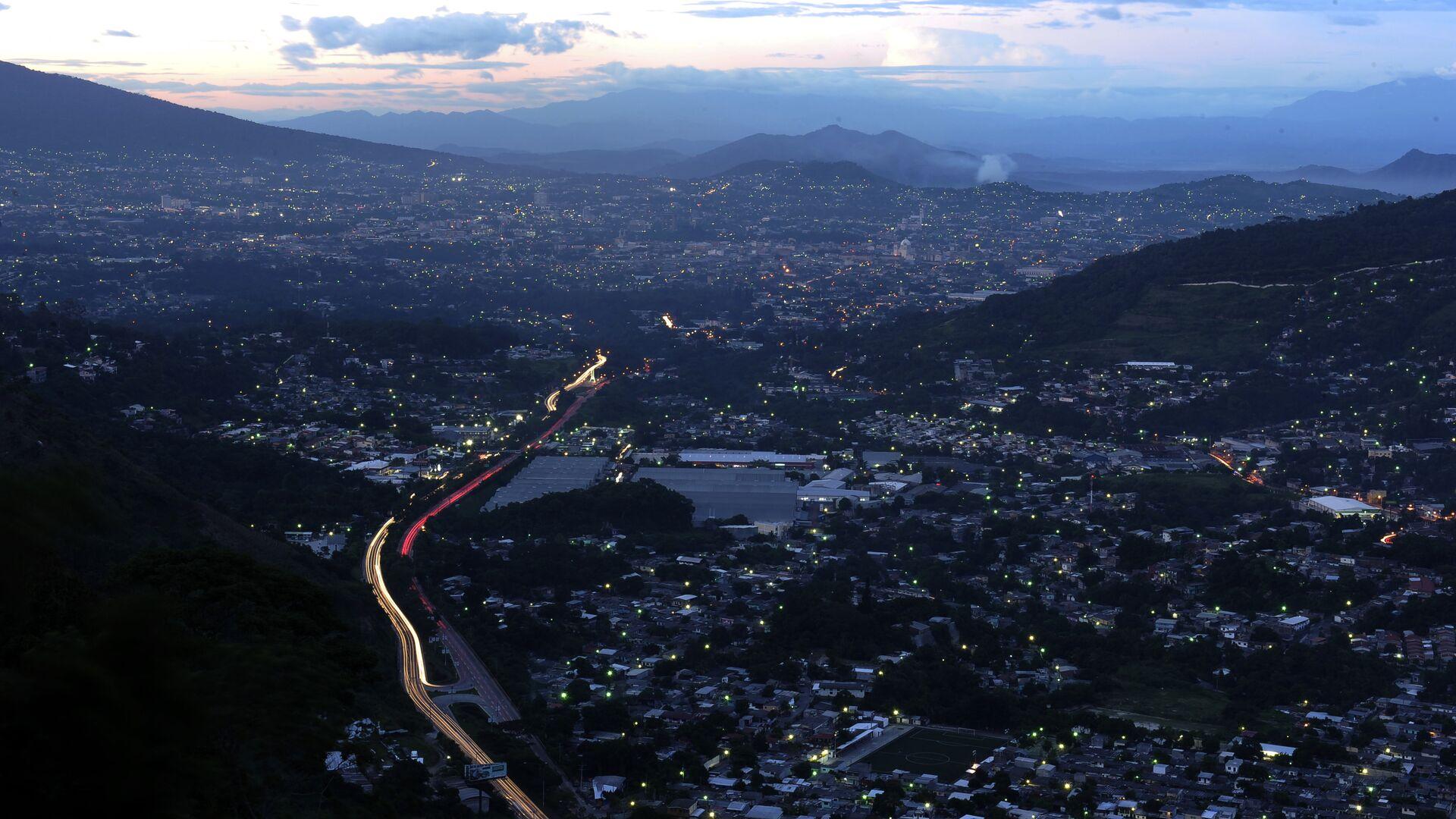 San Salvador, la capital de El Salvador - Sputnik Mundo, 1920, 14.08.2021