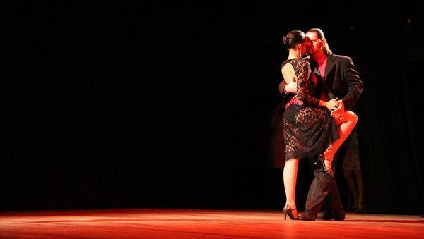 Tango - Sputnik Mundo